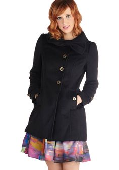 Lovely in Liverpool Coat, #ModCloth