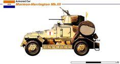 Blindato Marmon -Harrington Mk III