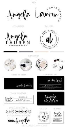 Social Media Branding – Creating an Effective Social Media Presence Online Website Design, Design Blog, Portfolio Design, Web Design, Brand Design, Photoshop, Blogger Logo, Police Logo, Mode Logos