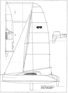 Grootschoot Vaurien Boats And Sailing Pinterest More