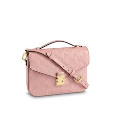 View 1 - Pochette Metis Monogram Empreinte Leather in Women s Handbags Top  Handles collections by Louis Vuitton c4374bca1c