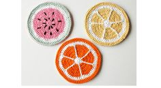25 Fruit and Vegetable Crochet Patterns to Celebrate Healthy Eating