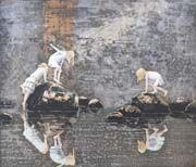 Lars Løken - kunstner - maleri - grafikk Scandinavian Art, Painting, Painting Art, Paintings, Painted Canvas, Drawings