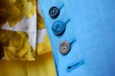 buttons detail by Paul Smith