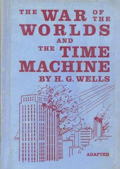 War of the Worlds - Globe Book Company, 1956