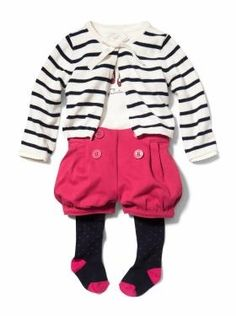 I think Sophia would look adorable this fall in this Baby Gap outfit!      Baby Clothing: Baby Girl Clothing: We  Outfits   Gap