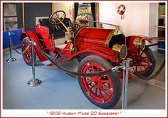 1909 Hudson Model 20 Speedster