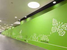 35 Inspiring Office Branding Designs | Web & Graphic Design | Bashooka