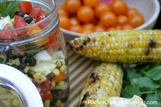 Black Bean Corn Sals