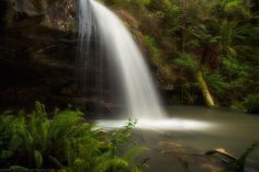 Kalimna Falls by Lincoln Harrison on 500px