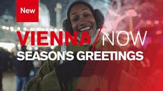 We wish you a merry Christmas and a happy new year! VIENNA / NOW Become a part of Vienna's way of life. In each episode of this series we focus on one specia. Vienna, Happy New Year, Seasons, Videos, Happy New Years Eve, Seasons Of The Year, Video Clip