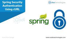 #Spring #Security #Authentication Using #cURL  Visit :   #webdevelopment #grails #ubuntu