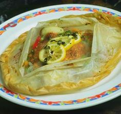 Tilapia in a Bag-once my favorite dish at Red Lobster-they no longer serve it-Happy to find this recipe!