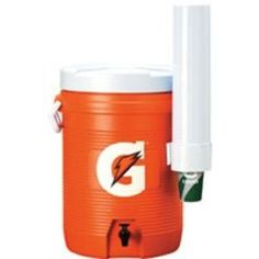 Gatorade 4920109 Water Cooler 5 Gallon Orange -- You can get additional details at the image link.-It is an affiliate link to Amazon. #CampKitchenEquipment
