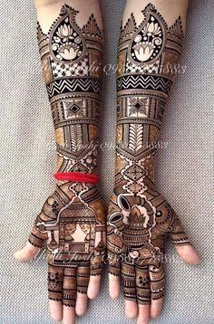 Best Wedding Henna Designs To Achieve Traditional Looks, Wedding Henna Designs, Engagement Mehndi Designs, Indian Mehndi Designs, Latest Bridal Mehndi Designs, Henna Art Designs, Unique Mehndi Designs, Latest Mehndi Designs, Mehndi Designs For Hands, Indian Mehendi