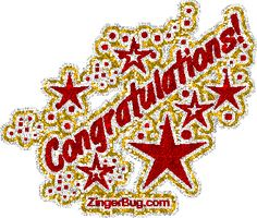 Congratulations Navy Gold Glitter Graphic Glitter Graphic, Greeting, Comment, Meme or GIF Thank You Pictures, Thank You Images, Funny Pictures, Congratulations Greetings, Happy Birthday Greetings, Birthday Msgs, Happy Name Day, Emoji Images, Flowers Gif