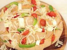 Καρβελάκι πίτσα σε 20 λεπτά!Δοκίμασε το! Tacos, Mexican, Ethnic Recipes, Food, Essen, Meals, Yemek, Mexicans, Eten