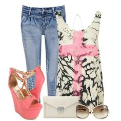 Pretty & Concise outfit. Would you enjoy?