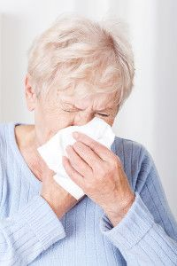 Exacerbations are the term used to describe a sudden worsening of your loved one's COPD symptoms. This can mean that he gets sick, or just that he has worse symptoms for a few days.