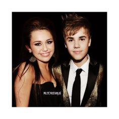 Team Jiley forever ❤ liked on Polyvore featuring jiley and justin bieber