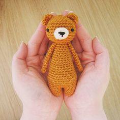 Am I thinking of doing a mini series? Maybe... but I'm not sure yet. What do you think?  #littlebearcrochets #etsy #etsystore #etsyshop #etsyseller #haken #hakeniship #häkeln #hekle #crochê #instacrochet #bear #mini #crochet #crochetersofinstagram #crochetaddict #crochetlove #amigurumi #amigurumiaddict #amigurumidoll #amigurumilove #crochetdoll #handmade #handmadewithlove by littlebearcrochets