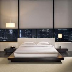 Home Bedroom Decorating Ideas Low Profile Bed New Bedroom Set Furniture 600x600