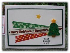 GerJanne: Sticky kerstserie geinspireerd door.....#8
