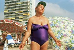Spain.. Benidorm. 1997 © Martin Parr/Magnum Photos