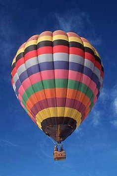 big pictures of hot air balloons | Winter Hot Air Ballooning