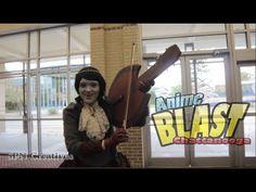 Anime Blast Chattanooga 2013 Cosplay Visuals