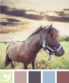 DesignSeeds® { pasture tones } ~ March 2012