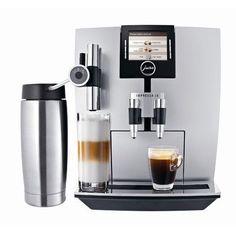 Jura IMPRESSA J9 One Touch TFT Espresso Machine