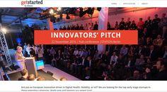 Wettbewerb für Early Stage Startups richtet sich erstmals an Gründer in ganz Europa