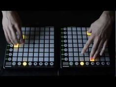https://www.facebook.com/M4SONIC    This is an original composition performed live on two Novation Launchpads in User 1 mode. The two MIDI controllers are playing original samples in a sequence to create the sound. The right hand controls most of the tuneful sounds whilst the left hand is responsible for keeping in time, playing a custom drum kit ...