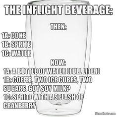 Inflight Beverage Orders