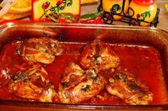 Pulpe de pui cu sos Chicken, Meat, Food, Beef, Meals, Yemek, Cubs, Eten