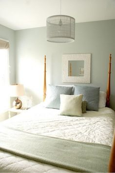 Best Blue Paint For West Facing Room