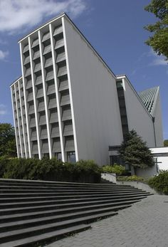 Church of Kirkelandet in my hometown Kristiansund, Norway Kristiansund, Lapland Finland, Midnight Sun, Old Town, Temples, West Coast, Norway, Mid-century Modern, Skyscraper