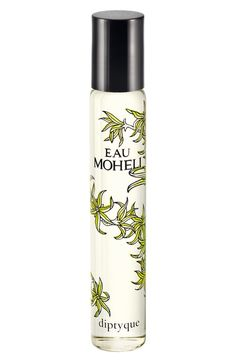 Diptyque 'Eau Moheli' Roll-On Eau de Toilette •Ylang-Ylang • Increases self-esteem and reduces jitters