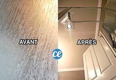 Porte+de+Douche+Toujours+Sale+?+Le+Truc+Pour+Qu'elle+Reste+Nickel+2+Fois+Plus+Longtemps.