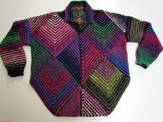 Mitered Diamond Jacket #16 Kudo and Taiyo