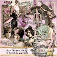 itKuPiLLi Imagenarium For Women Only