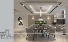 Thiết kế nội thất cho từng không gian nhà bạn
