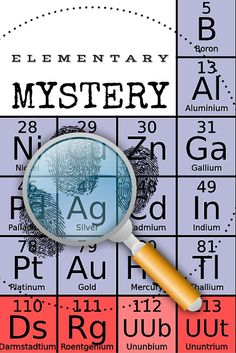 This fun and engaging activity gets your students thinking deeply and putting their knowledge of the periodic table to use as amateur detectives! By using the clues provided, students identify elements by using their knowledge of the periodic table. Your students also get the chance to create their own mysteries by writing original clues! I've used this lesson for years in my classroom and my students are always engaged and learning! $