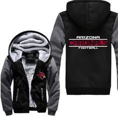 Arizona Cardinals Fan? Get This Jacket to Show Your Support! ★50% OFF★ ☞ FREE SHIPPING☜Please refer to the size chart below. (in inches) WHY TREAZURE ZONE? Hand