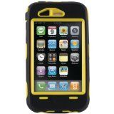 OtterBox Defender Case for iPhone - Yellow/Black - Retail Packaging (Wireless Phone Accessory)By Otterbox accessories packaging Iphone Protector, Cool Iphone Cases, Best Cell Phone, Iphone Accessories, Retail Packaging, Yellow Black, Apple Iphone, Blog, Shopping
