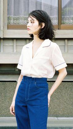 Kiko Mizuhara for Marie Claire Korea Magazine June 2015 edited by teammizuhara Looks Style, Style Me, Asian Fashion, Fashion Beauty, High Fashion, Mode Renaissance, Style Parisienne, Estilo Grunge, Look Street Style