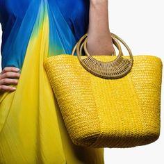 Pineapple Posh Beach Bag