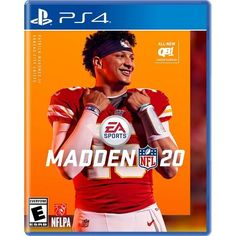 Create the ultimate team in Madden NFL 20 for PlayStation The new Face of the Franchise mode lets you create a custom quarterback and go from college player to NFL superstar. Kansas City Chiefs, Rugby Videos, Super Bowl, Superstar, Nfl Pro Bowl, Offline Games, Real Player, Fantasy Team, Electronic Arts