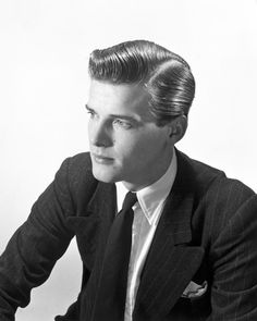 Roger Moore, 1950 Photo by Zoltan Glass